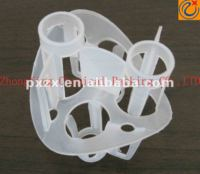 Plastic Crown form Raschig ring