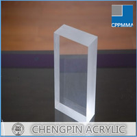 thickness 1.8mm to 40mm cast cheap acrylic / plexiglass
