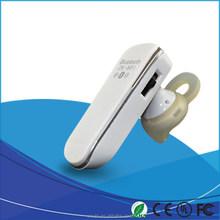 Bluetooth Headset, Aluminum Housing, CVC Noise Reduction, Wireless Camera Shutter, Selfie Remote