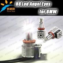 High Power Canbus Waterproof 2300LM C REE Chip H8 80W LED Angel Eye/Angel Eye LED/LED Marker Light For E90 E92 E93