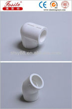 Supply Polypropylene Raw Material Heat Resistant PPR Pipe Fittings, 90 Reducing Elbow