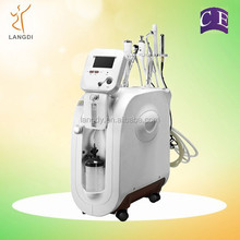 Langdai Superstar water oxygen jet peel machine/SPA equipment