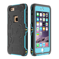 Waterproof Diving Mobile Phone Case for Iphone 6s 6s Plus