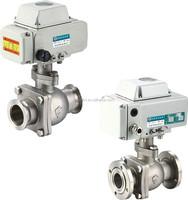 GUD series electric vacuum ball valve