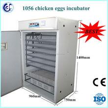 Mejor venta incubadora para incubar de pollo huevo venta