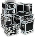 Hard music instrument flight case / audio equipment case