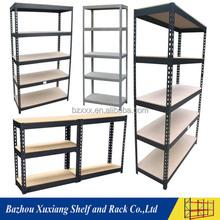 2015 Hot Sale Light duty steel storage shoe display rack hebei goods shelf for sale