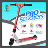 2015 new kick scooter, scooter adult, alu scooter JB235 WITH EN71 CE APPROVAL