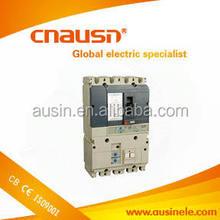 100A 250A 315A 400A 500A 630A 415v Low voltage electric MCCB Moulded case circuit breaker