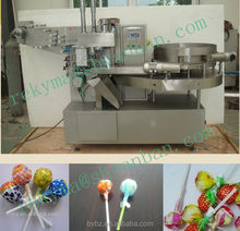 Shanghai factory price YB-120 Automatic Ball Lollipop Wrapping Machine