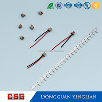 DF13 single row pcb wire to board connector