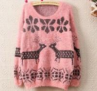 D43843a 2013 woman korean style winter sweater
