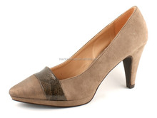 New Design Women Pumps Party Shoes Pointed Toe Pumps Wedding Shoes Low Heels Pumps