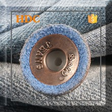 2015 new design jeans metal fabric button for clothes