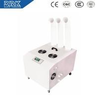 15KG/H industrial ultrasonic fogger spray machine water mist humidifier