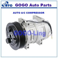 Auto A/C Compressor FOR JOHN DEERE OEM 103-57244, 2521562, 488-47244