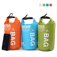 Ultralight Portable Waterproof PVC dry bags