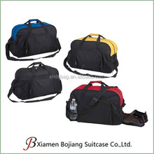 """21"""" Duffle Bag Deluxe Travel Gym Sports Bag with Shoe Storage"""