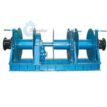 Hydraulic Combined Mooring Winch Tree Drum