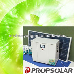Hot sales solar energy storage system 500watt for home