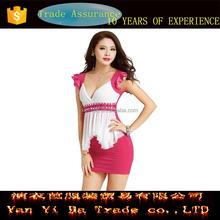 produttore cinese di vestiti nessuno stop vendita sexy abito vestito da sera di alta qualità e prezzo competitivo per halloween