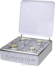 color coating europe cooking range four burner cooking range picnic gas stove