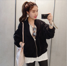 Winter new Korean fashion leisure wild women's short coat stand collar jackets explosion models coats