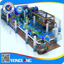 Yonglang Brand Kids Homemade Indoor Playground Equipment