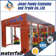 FD tunnel type machine car wash for sale