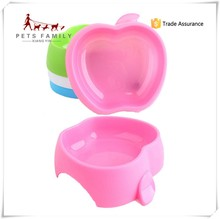Colorful wholesale high quality portable dog water bowl