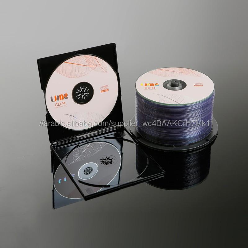 الجملة فارغة cds 700 ميجابايت السائبة الأصناف رخيصة أقل من 1 دولار