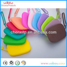 Custom silicone rubber hot water bags