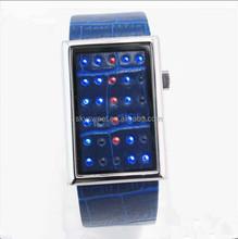 Genuine leather watch,diamond luxury watch for rich ladies