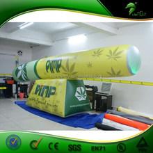 OEM Design Inflatable billboard,inflatable billboard modeling with LED light
