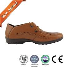 Clase zapatos zapatos de hombre zapatos de cuero marrón oscuro hombres de clase alta de zapatos