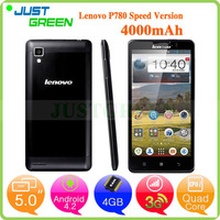 Lenovo P780 phone 5 inch MTK6589 Quad Cores phone 1GB 8GB Android 4.2 smart phone