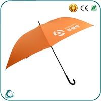 Hot Selling Windproof Fiberglass rib Big Umbrellas for Men