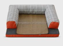 Wholesale extra large OEM dog beds luxury pet bed for dog