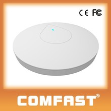 New Arrival 300Mbps Ceiling AP 48V Real POE Power Supply, wifi hotspot