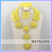 Mitaloo MT0004 Good Looking Luxury Jewelry Rich Jewelry Set For Wedding