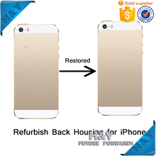 wholesale Factory price High Quality replacement back cover housing For Apple iPhone 4 4s 5 5s 5c 6 6plus