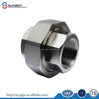 stainless steel pipe fitting boiler mss sp 83 union