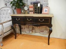 High Quality Antique Wood Home Furniture Dressed Table