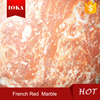 Hottest Custom Fitted Excellent Quality French Red Marble