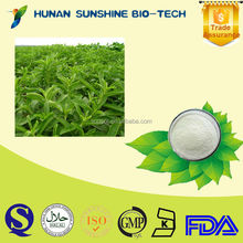 Natural Sweetener Stevia Extract / Sweetener / CAS NO. 91722-21-3 for Food and Beverage