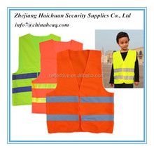 China Factory Reflective Safety Vest Clothes