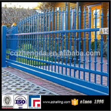 wrought iron fence spears for home