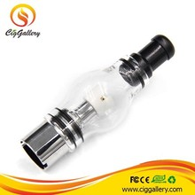 Extaordinary designed and high quality wax vaporizer smoking device 510 thread atomizer vaporizer wax herb dry ceramic