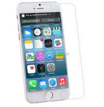 Water resistant Tempered Glass and Anti-scratch screen protector for iphone 6
