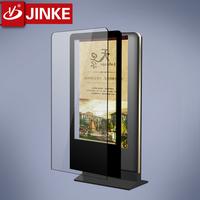 Public Metal Advertising Solar Led Display Board